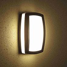 Biard Lámpara de Pared Para Exteriores (E27,