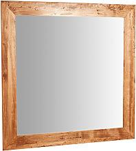 Biscottini - Espejo cuadrado de pared de colgar de