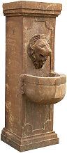 Biscottini - Fuente de pared de piedra