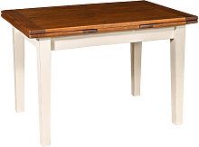 Biscottini - Mesa de campo extensible de madera