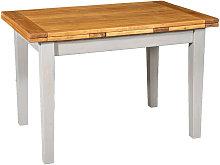 Biscottini - Mesa de campo extensible en madera