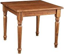 Biscottini - Mesa de estilo Country de madera
