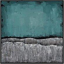 BLLXMX Arte de la Lona Pintura Abstracta del Arte