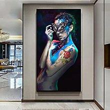 BLLXMX Pinturas sobre Lienzo, Arte de Pared,