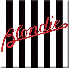 Blondie paralelo diseño de líneas diseño de