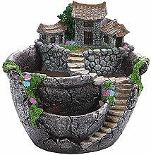 Bodhi2000 - Maceta pequeña para jardín, diseño
