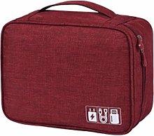 Bolsa de almacenamiento organizador de viaje para