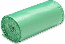 Bolsa de basura de cocina de 50 x 46 cm Verde 125