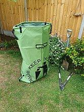 Bolsa de basura Raxsax, verde