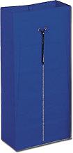 Bolsa Dust con cordon y cremallera Azul