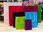 Bolsas para regalo en papel charol 50 Unidades 7