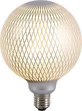 Bombilla globo de filamento LED regulable E27 DECO