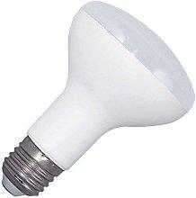 Bombilla LED E27, R80, 12W, Blanco cálido