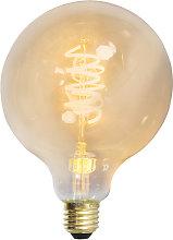 Bombilla LED globo E27 4W 200lm regulable