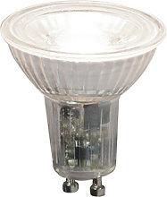 Bombilla LED GU10 regulable 6W 480lm 4000K
