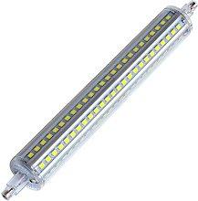 Bombilla LED R7S, 15W, 144xSMD2835, 360º, 198mm,
