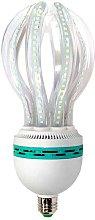 Bombilla Lotus Corn E27 SMD2835 LED 36W, Blanco