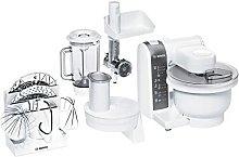 Bosch MUM4855 - Robot de cocina (3,9 L, Blanco,