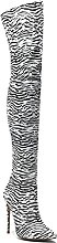 Botas de mujer sobre la rodilla, 12cm Botas altas