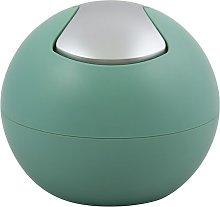 Bote de basura basculante PS BOWL MATT 1L Verde -