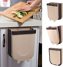 Bote de basura portatil Papelera cubo de basura