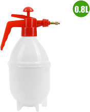 Botella de spray manual de 0.8L, tipo neumatico,