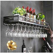 Botelleros Wine Rack Metal Retro |Estante para