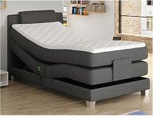 Boxspring con cabecero de cama + somieres relax