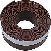 BQLZR 5 metros Longitud 25 x 1 mm marrón/negro