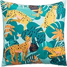Brandsseller Cojín para sofá de la jungla, 45 x