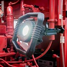 Brennenstuhl Foco LED móvil híbrido DARGO 50 W