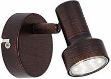 Briloner Leuchten–Lámpara de pared LED con
