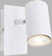 Briloner Leuchten Pared, Foco de 1 luz, GU10,
