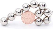 Brudazon   10 Mini Imanes Esfera 10mm   Los imanes