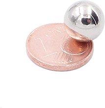Brudazon   8 Imanes Esfera 10mm   Los imanes de