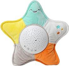 BSTEle Bebé durmiendo cinco puntas estrella