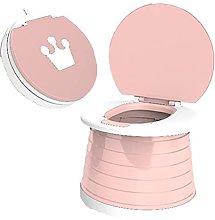 BTSEURY Bebé portátil Inodoro para niños para