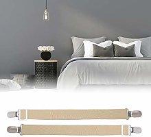 Buena extensión de la hoja de cama agarre libre