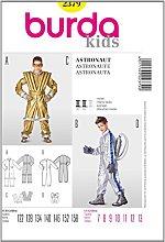 Burda Patrón 2379 Carnaval Astronauta