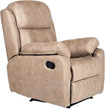 ® - Butaca, sillón Relax, Genova, Sistema