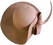 BXGZXYQ En otoño e Invierno, el Sombrero de Lana