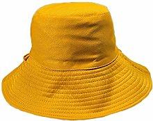 BXGZXYQ Sombrero de Pescador para Mujer Sombrilla