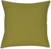 BYRON HOYLE Funda de almohada impermeable de color