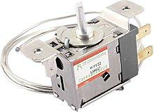 Ca 220–250V 5A Metal 2pin nevera