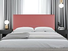 Cabecero cama tapizado LONDRES 135*70 ROJO