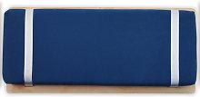 Cabecero para sofa Box 120 cm realizado en dralon