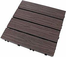 Cabilock Bloqueo de cubierta de baldosas de madera