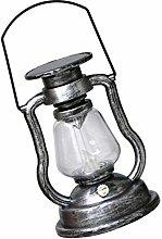 Cabilock Linterna Solar LED Vintage Linterna Solar