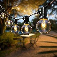 Cadena de Luces Fochea 9.5M Guirnalda Luminosa con