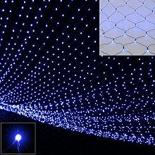 Cadena luminosa cortina y red de luces LED